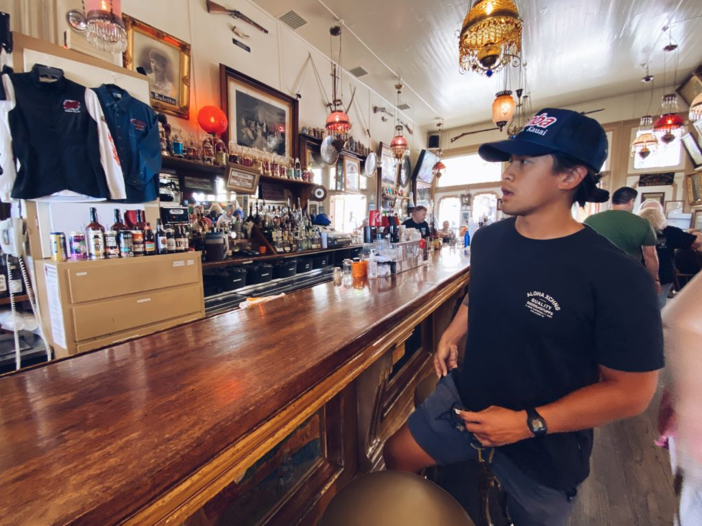 Bucket Of Blood Saloon - Virginia City - SF To Lake Tahoe Road Trip - TravelsWithElle