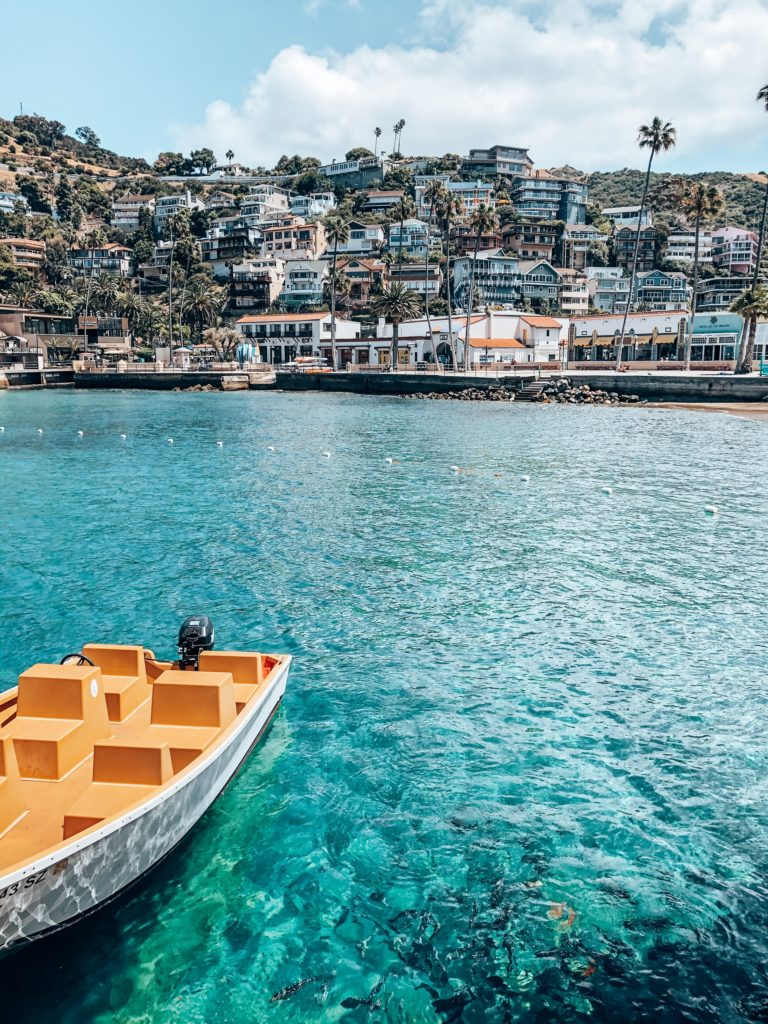 Catalina Island - Best Family Vacations California - TravelsWithElle