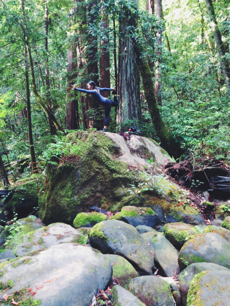 Big Basin State Park - Berry Creek Falls Hike - TravelsWithElle