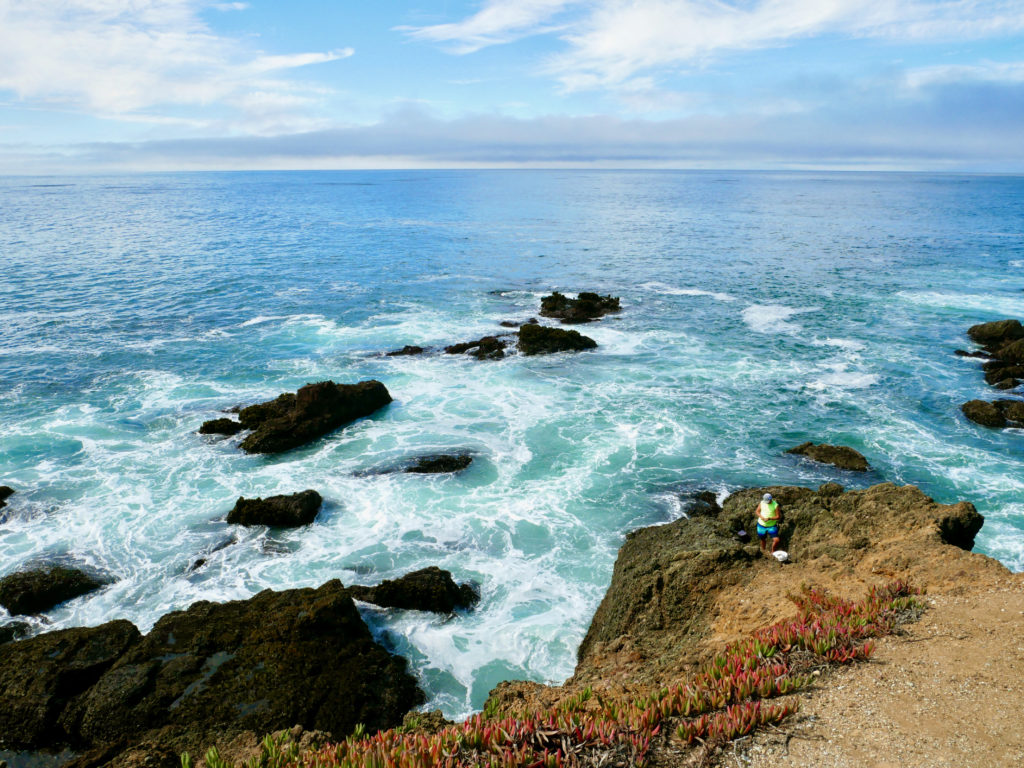 Pidgeon Point Lighthouse - SF To Santa Cruz Road Trip - Travels With Elle