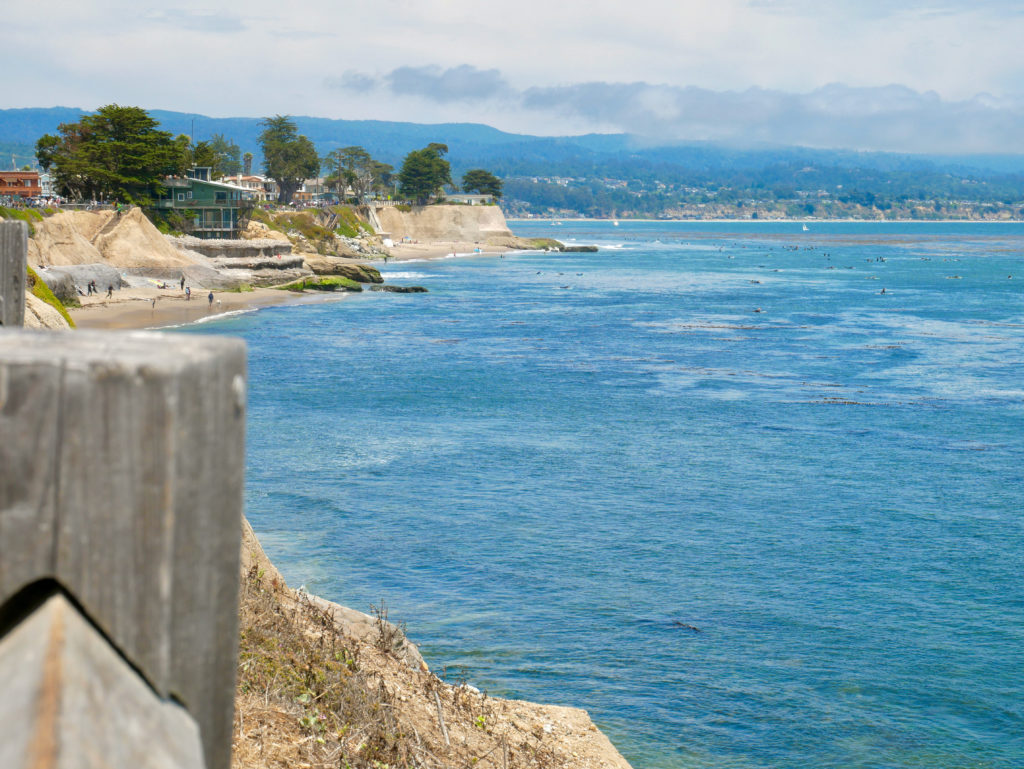 Pleasure Point, CA - San Francisco To Santa Cruz Road Trip - TravelswithElle