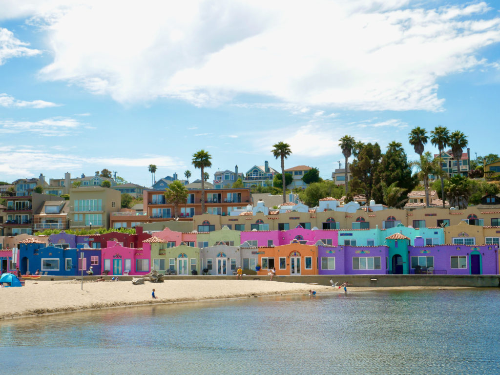 Capitola, CA - San Francisco To Santa Cruz Road Trip - TravelswithElle