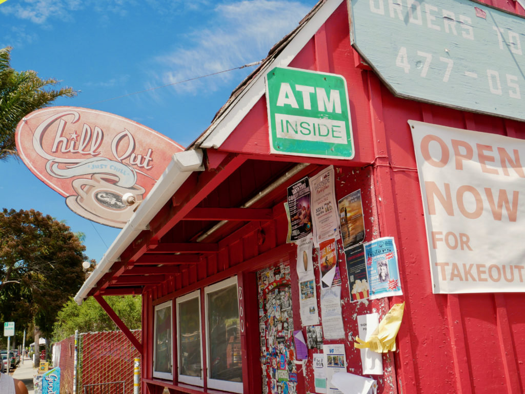 Pleasure Point Santa Cruz CA - TravelsWithElle