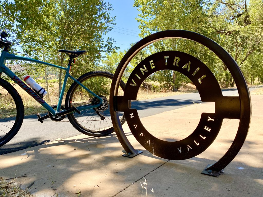 Napa Valley Vine Trail - What You Need To Know - TravelsWithElle