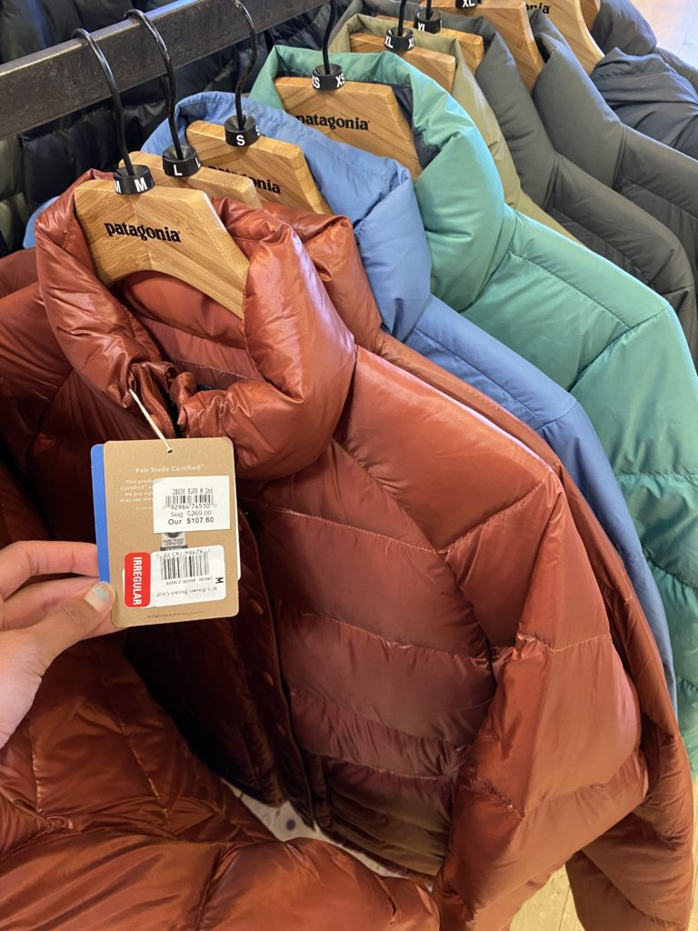 Patagonia Outlet Santa Cruz, CA - Patagonia Outlet Prices - TravelsWithElle