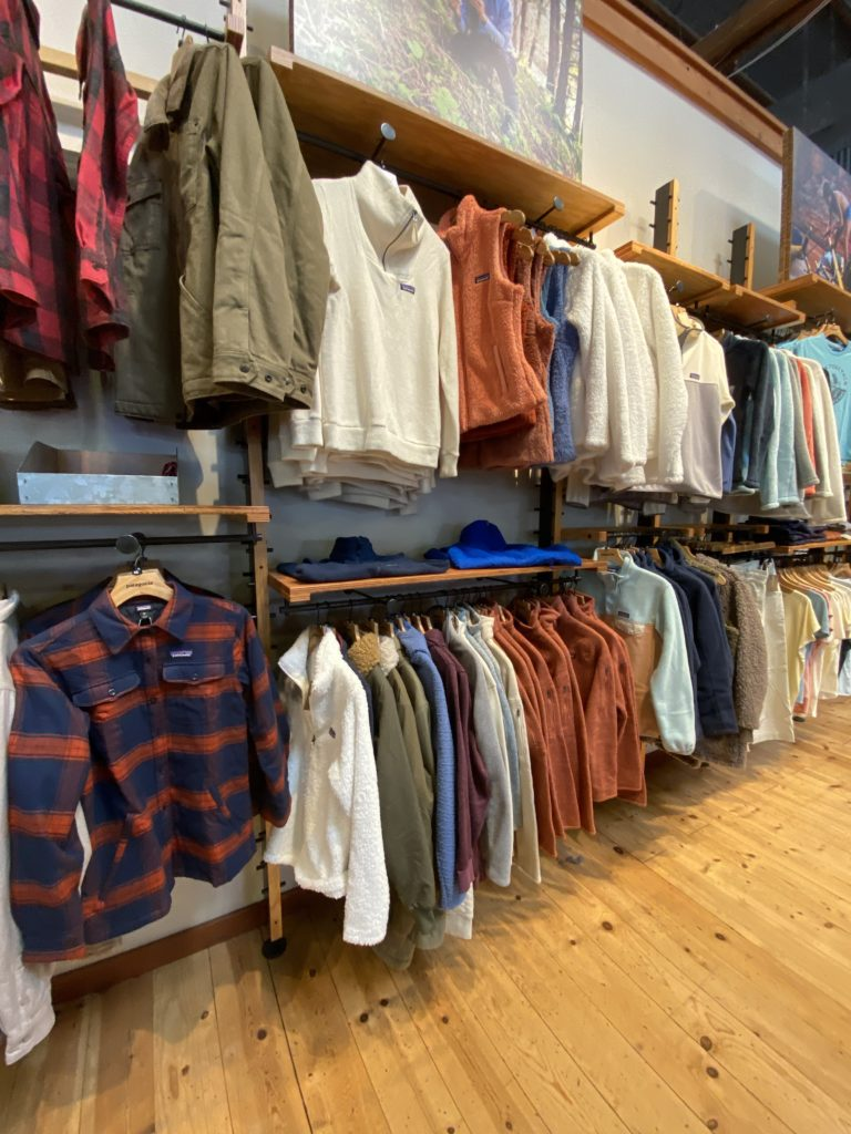Patagonia Outlet Experience - What To Expect - Travels With Elle