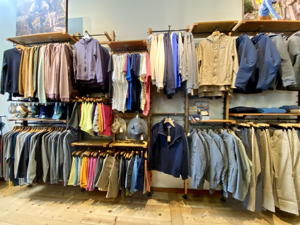 Patagonia Outlet Experience - Everything You Need To Know - Travels With Elle