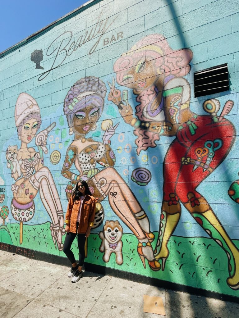 Murals In The Mission District San Francisco - Free Things To Do In SF