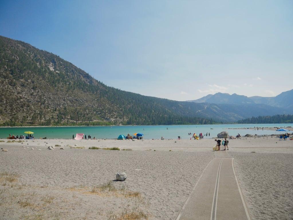 June Lake Oh Ridge - Best of Eastern Sierra Road Trip - Travels With Elle