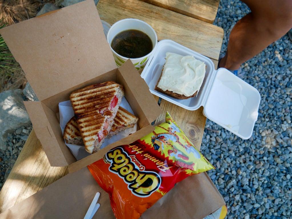 Epic Cafe June Lake - Best of Eastern Sierra Road Trip - Travels With Elle