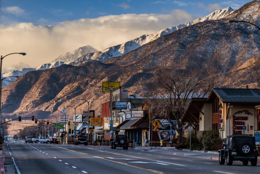 Bishop CA - Eastern Sierra California Road Trip - TravelsWithElle