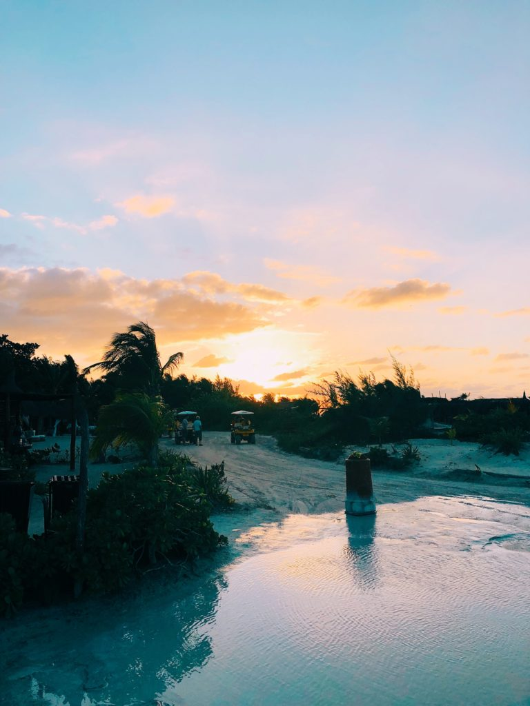 Isla Holbox Transportation - Travels With Elle