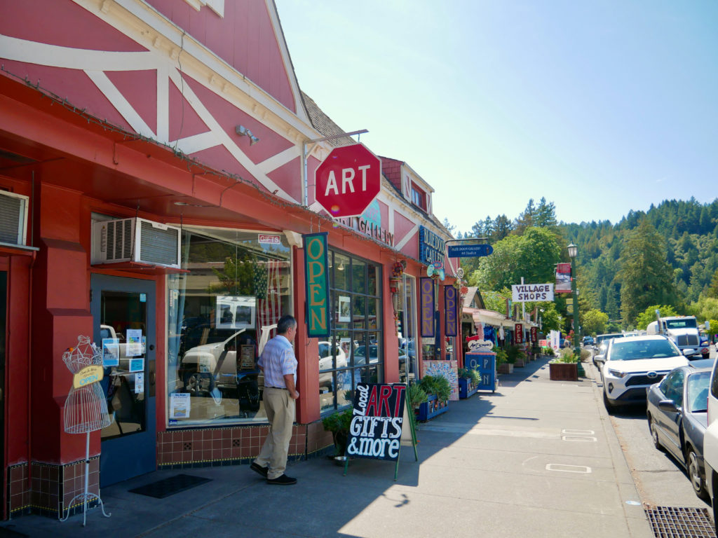 Guerneville, CA - Best Things To Do In Sonoma County, CA - Travels With Elle