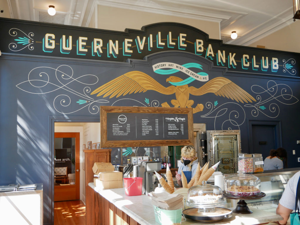 Guerneville Bank Club, CA - Best Things To Do In Sonoma County, CA - Travels With Elle