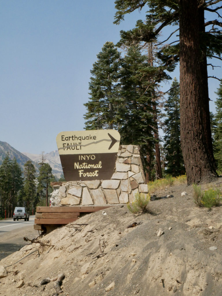 Earthquake Fault - Best Things To Do In Mammoth Lakes - Travels With Elle