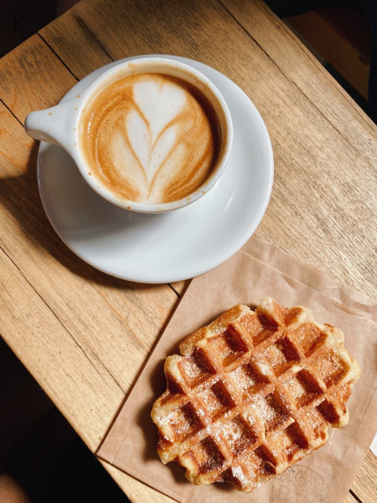 Black Velvet Coffee - Mammoth Lakes, CA - TravelsWithElle