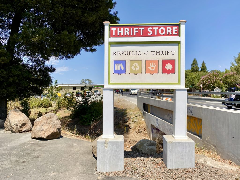 Republic Of Thrift - Best Things To Do In Sonoma County, CA - TravelsWithElle