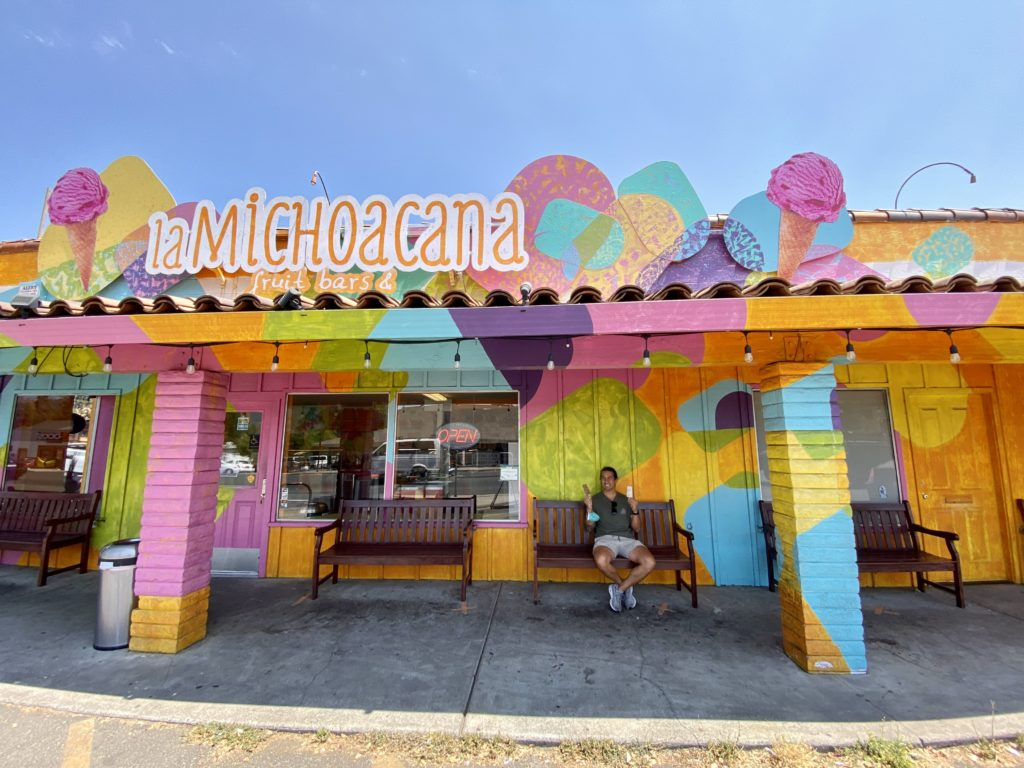 La Michoacana Sonoma, CA - Best Things To Do In Sonoma County, CA - TravelsWithElle