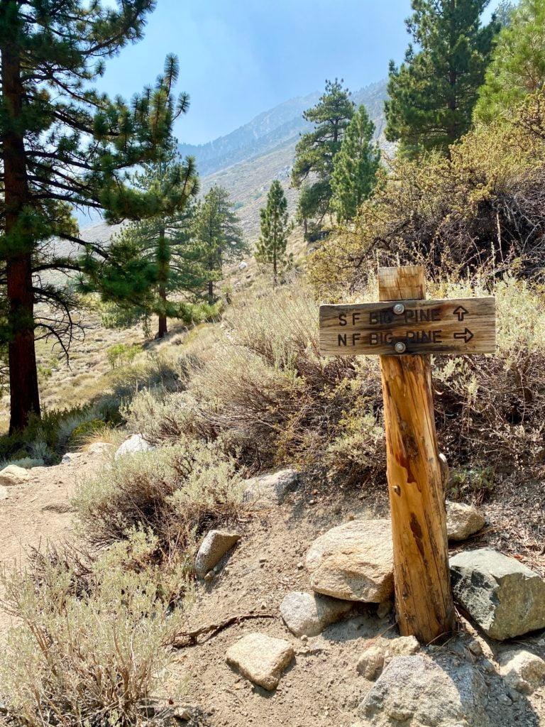 Big Pine Lakes Hike Description- Travels With Elle