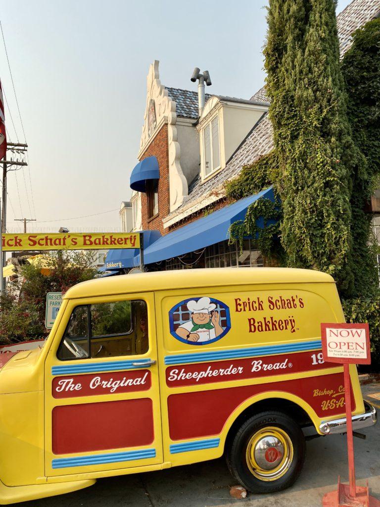 Erick Schats Bakkery Bishop -Eastern Sierra California Road Trip - TravelsWithElle