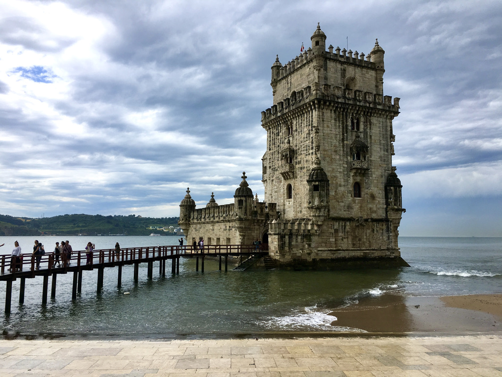 Belem Tower - Best Things To Do In Lisboa Portugal - TravelsWithElle