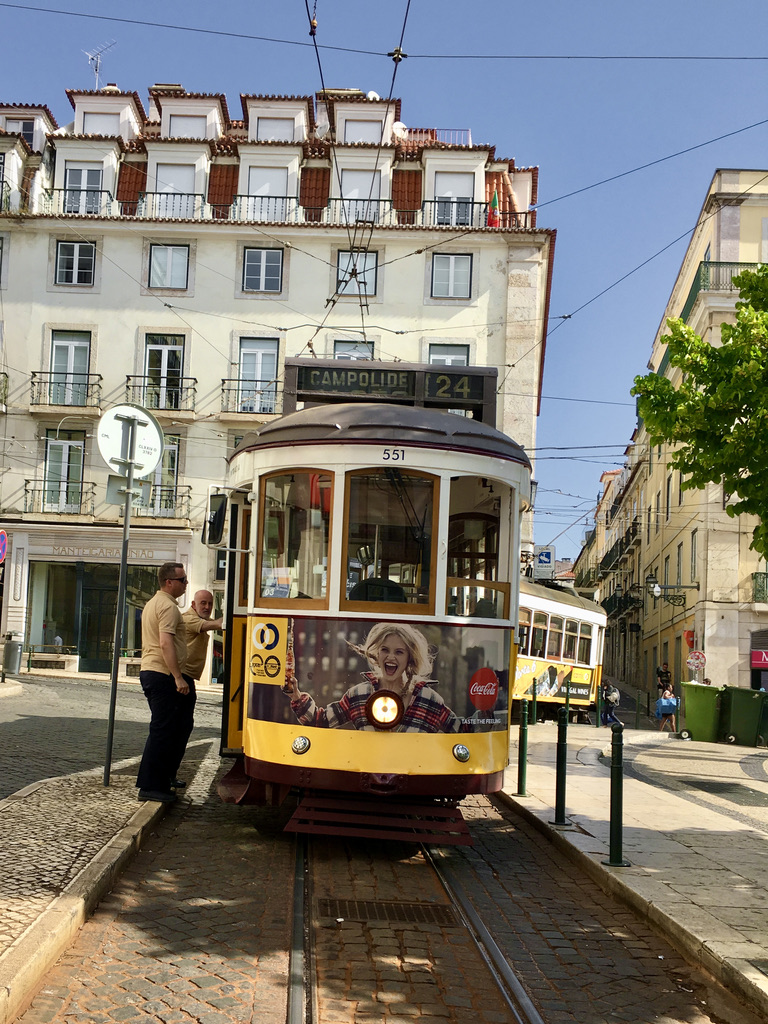 Tram 24 - Best Things To Do In Lisboa Portugal - TravelsWithElle
