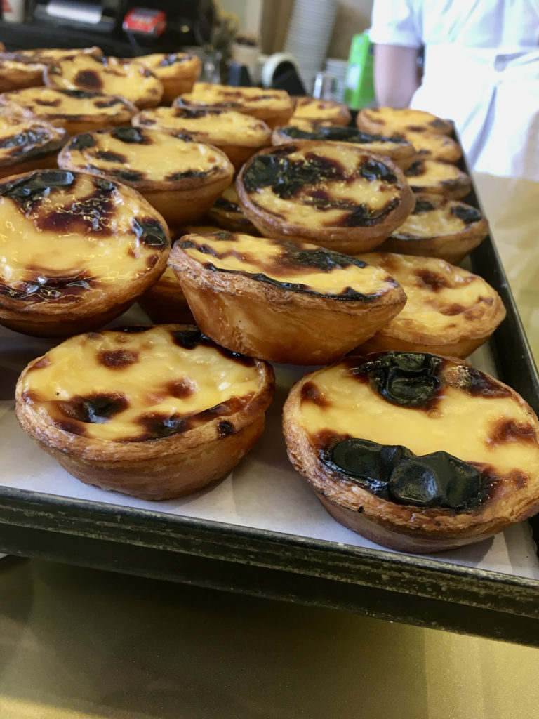 Pastel De Nata - Best Things To Do In Lisboa Portugal - TravelsWithElle