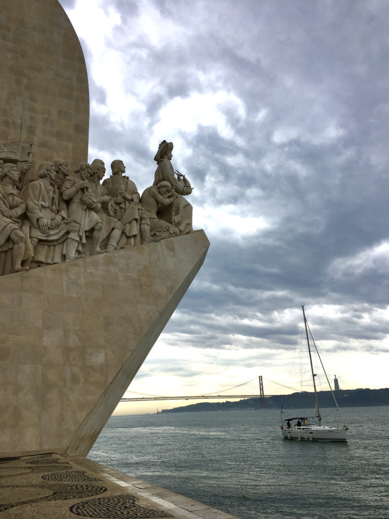 Monument to the Discoveries - Best Things To See In Lisbon - TravelsWithElle