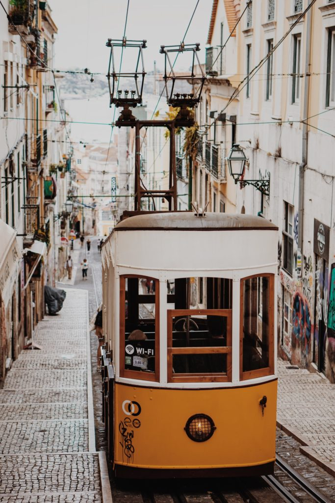 Guide To Getting Around Lisbon By Public Transportation - TravelsWithElle