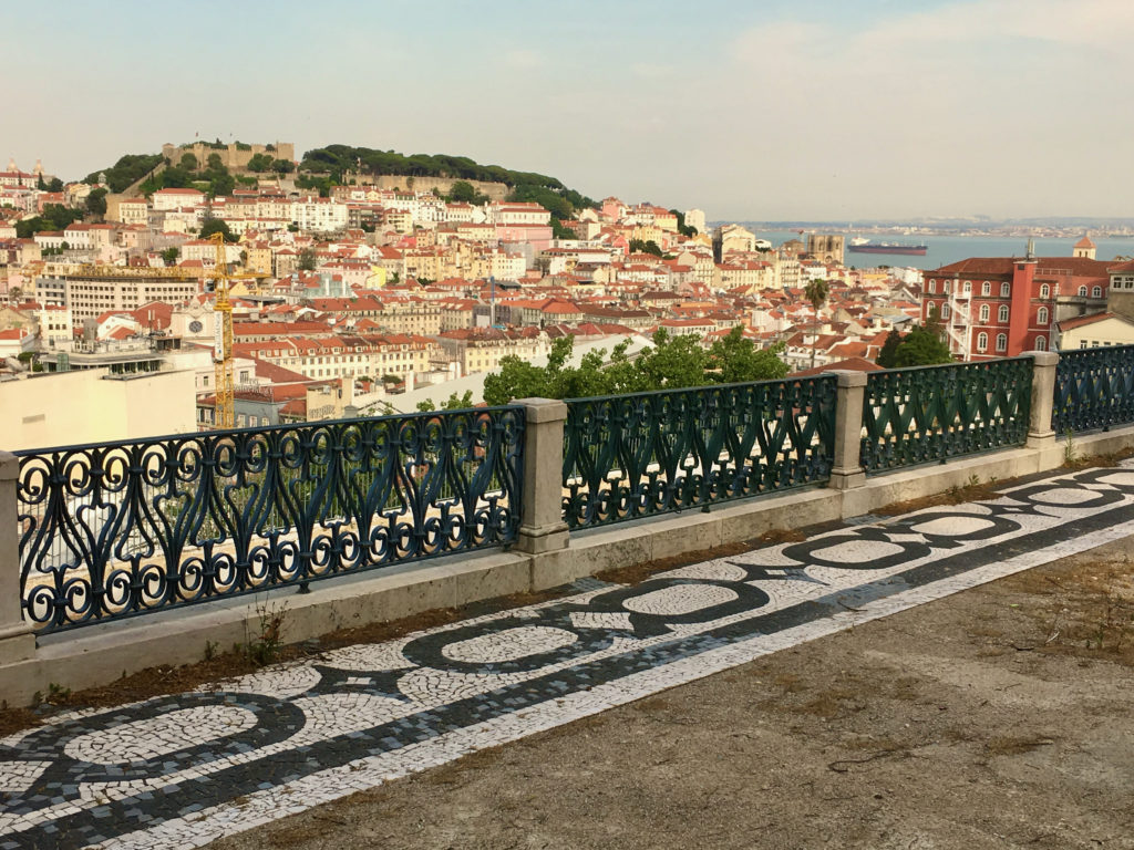 Miradouro - Best Things To Do In Lisbon Portugal