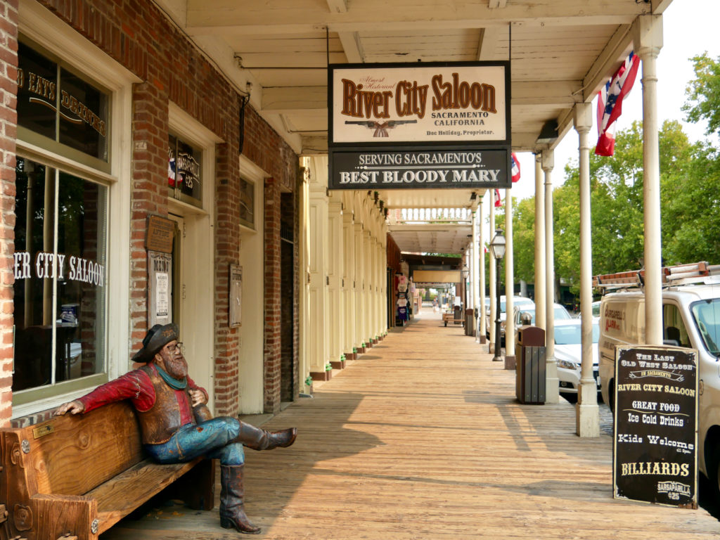 River City Saloon - Best Things To Do In Old Town Sacramento - TravelsWithElle