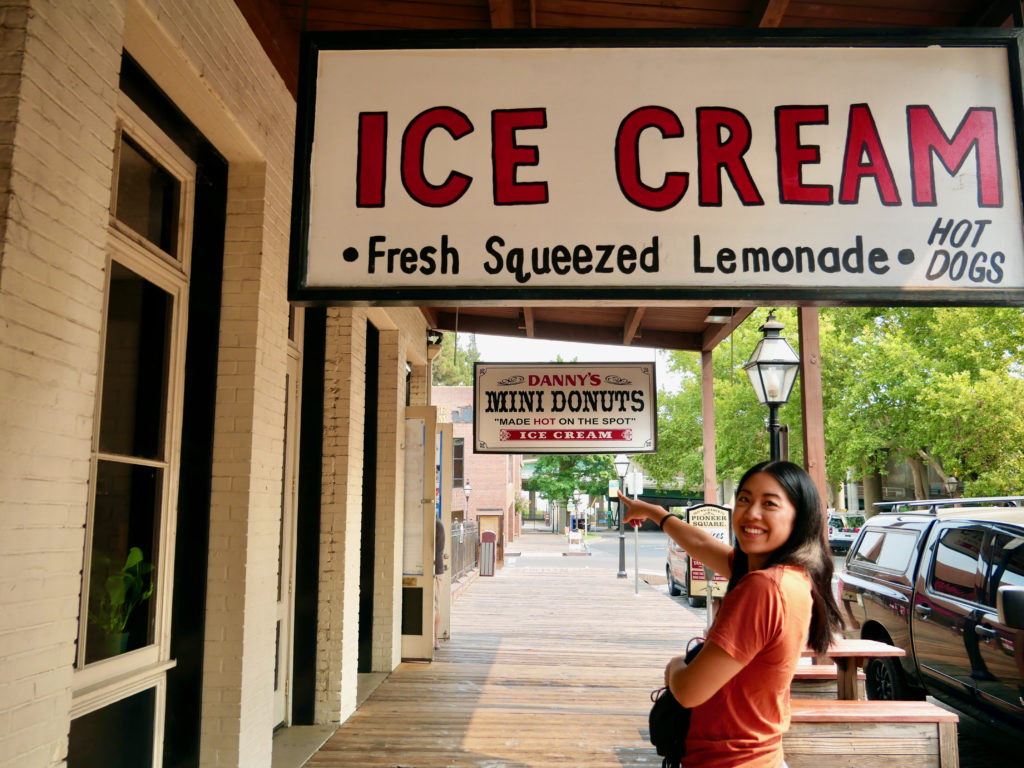 Pioneer Square - Best Things To Do In Old Town Sacramento - TravelsWithElle