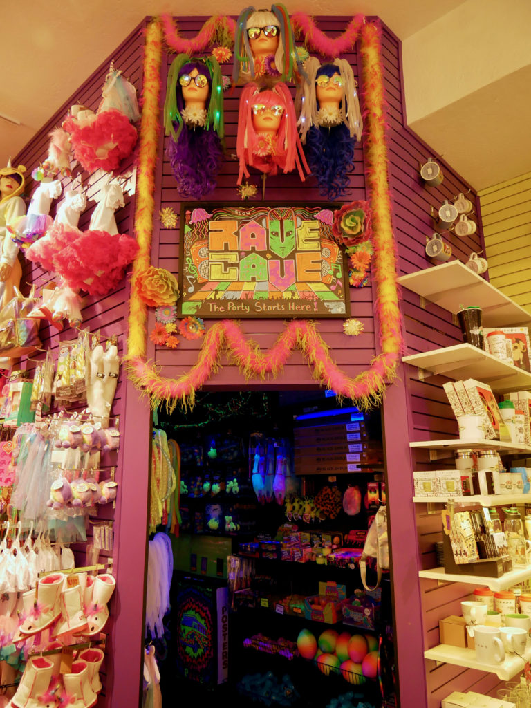 Evangeline's Costume Mansion - Best Things To Do In Old Town Sacramento - TravelsWithElle