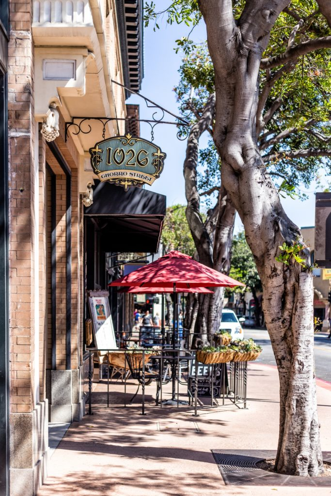 San Luis Obispo - 35 Best Weekend Trips from San Francisco - TravelsWithElle