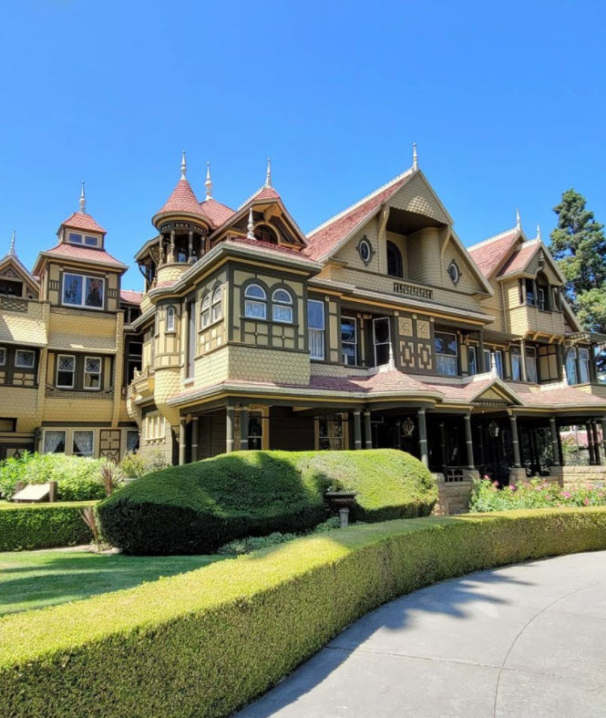 Winchester Mystery House -- Best Things To Do In South Bay San Francisco