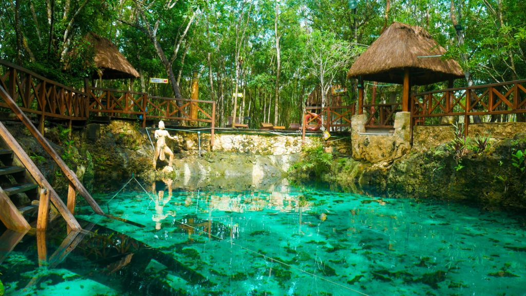 9 Best Cenotes In Tulum - TravelsWithElle