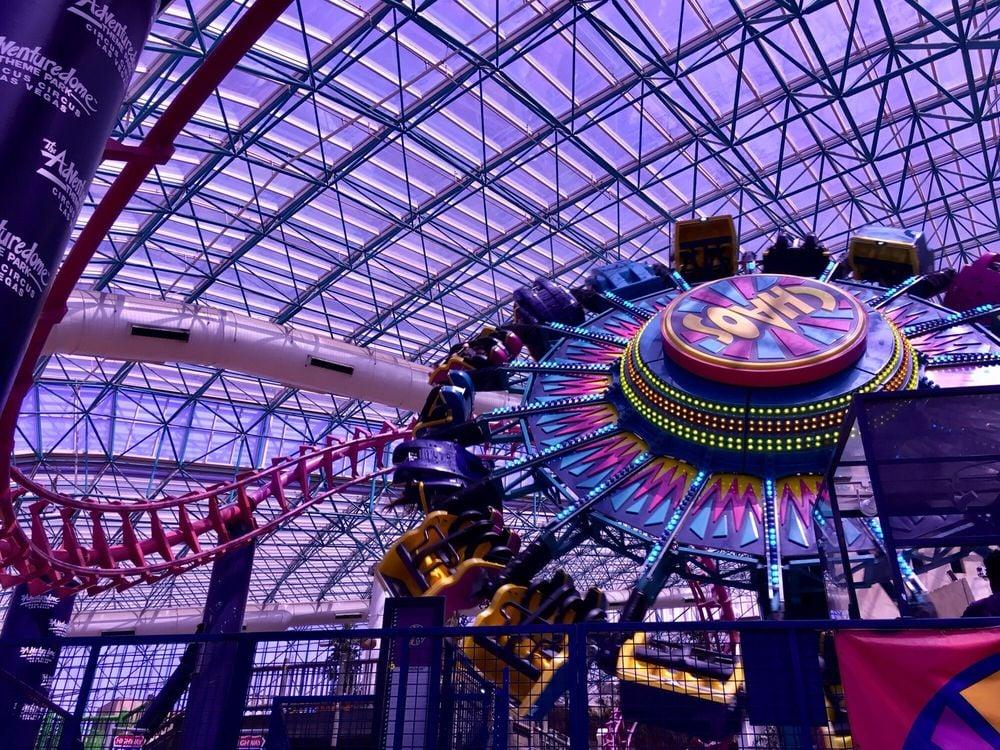 Adventure Dome Circus Circus