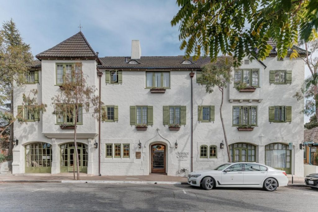 Auberge Carmel - Where To Stay In Carmel, CA