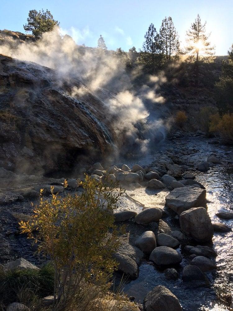 Buckeye Hot Springs - Best Hot Springs In Northern California