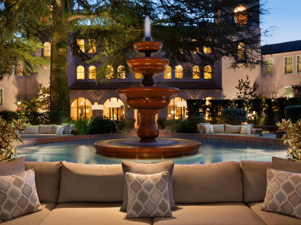 Fairmont Sonoma Mission Inn and Spa - Best Luxury Hot Springs In Northern California