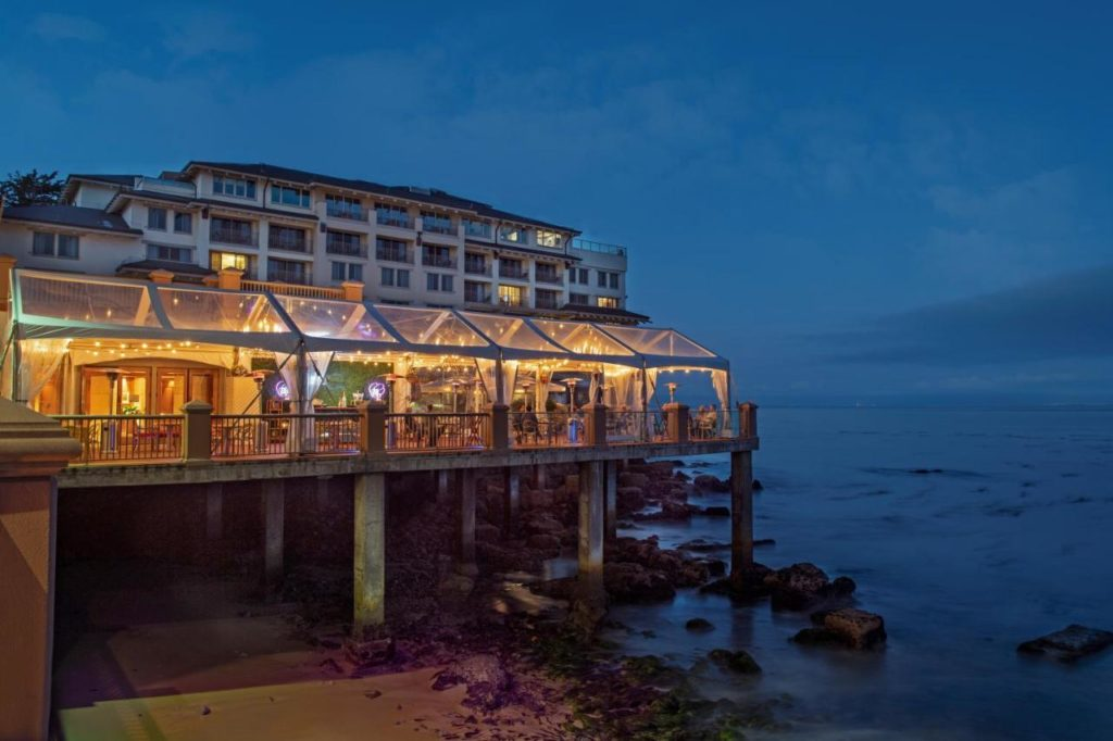 Monterey Plaza Hotel Spa - Where To Stay Monterey and Carmel