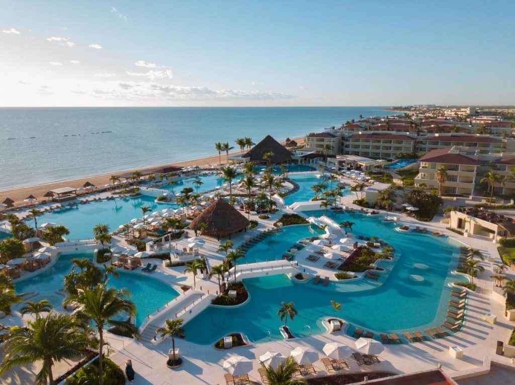 Moon Palace Cancun - Best All Inclusive Resort In Cancun For Families 2