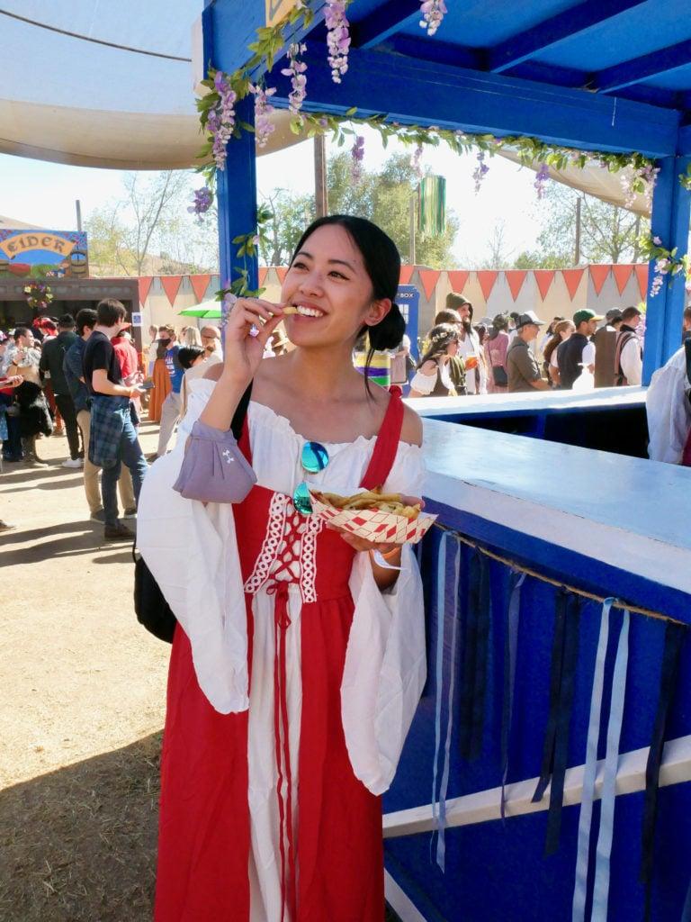 Northern California Renaissance Faire - What To Eat at a Renaissance Faire