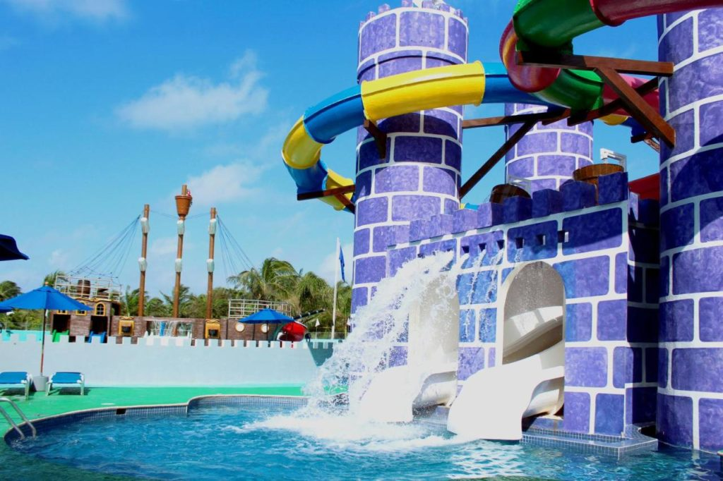 Seadust Cancun Family Resort - Best All Inclusive Resort In Cancun For Families