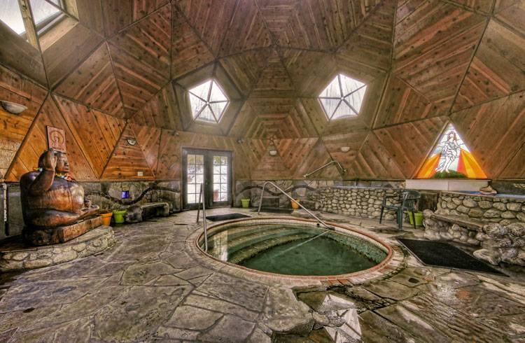 Sierra Hot Springs - Best Hot Spring Resorts in California