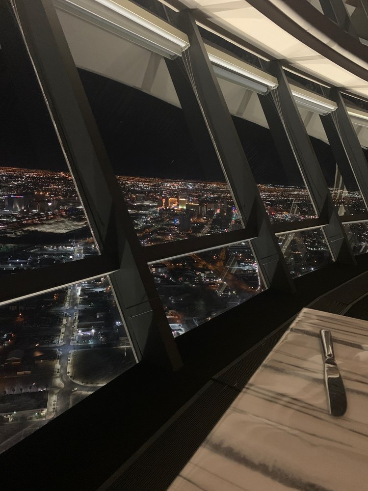 Top Of The World - Romantic Things To Do In Las Vegas