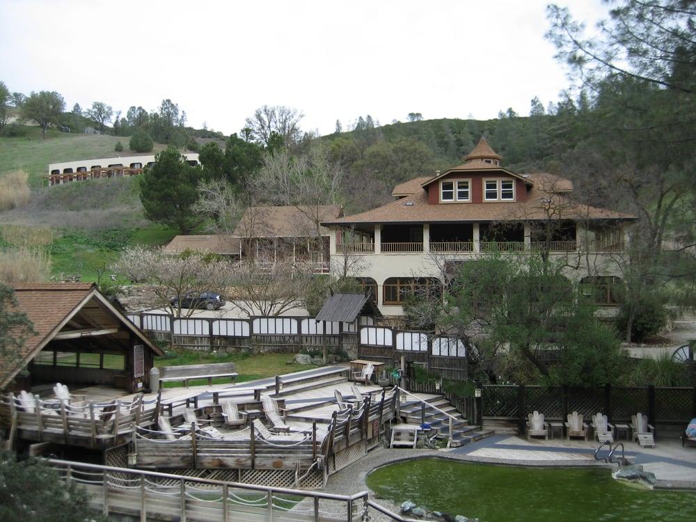 Wilbur Hot Springs - Best Hot Springs In Northern California